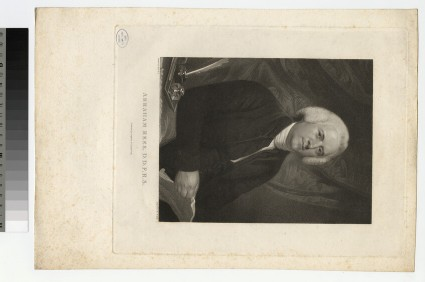 Portrait of A. Rees