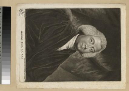 Portrait of A. Rees