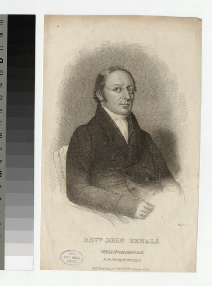 Portrait of J. Renals