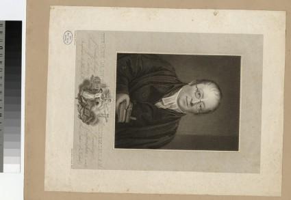 Portrait of L. Richmond