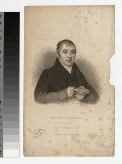 Portrait of T. Richards