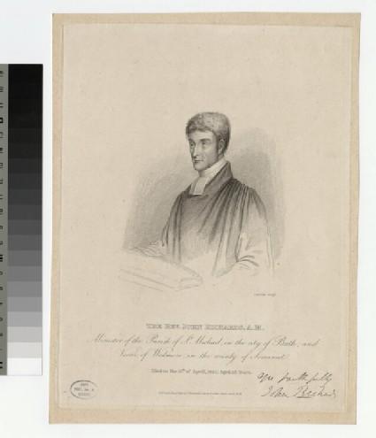 Portrait of J. Richards