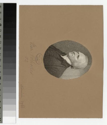 Portrait of B. Rhodes