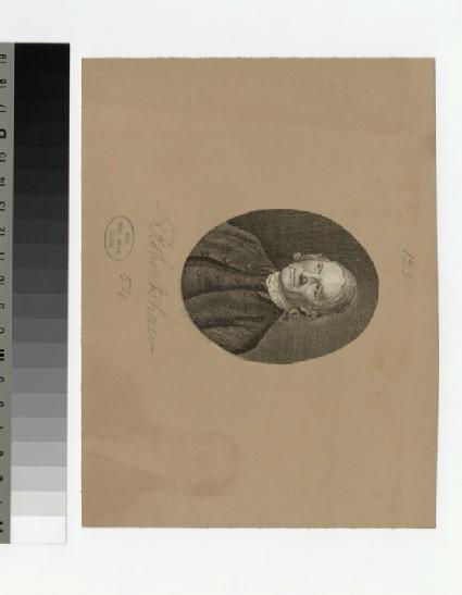 Portrait of Robertshaw