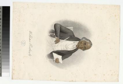 Portrait of W. Roberts