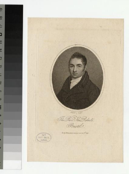 Portrait of T. Roberts