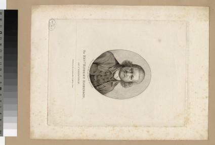 Portrait of R. Robinson