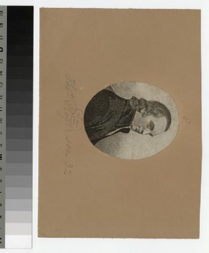 Portrait of T. Rogerson