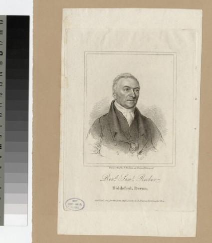 Portrait of S. Rooker