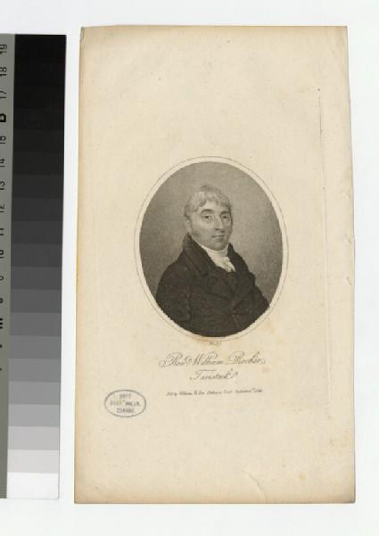 Portrait of W. Rooker