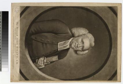 Portrait of J. Ryland