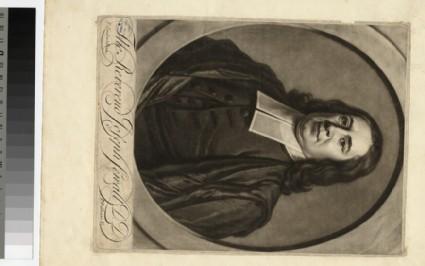 Portrait of J. Sewall