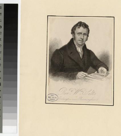 Portrait of W. Salt
