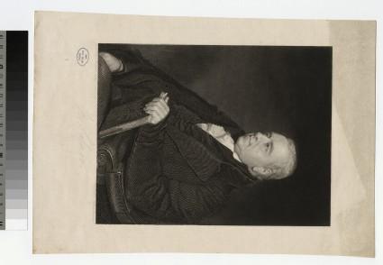 Portrait of B. Salmon