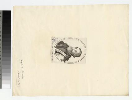 Portrait of L. Saunders