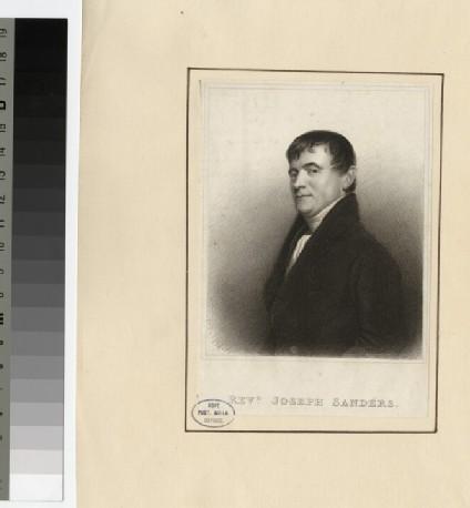 Portrait of J. Sanders