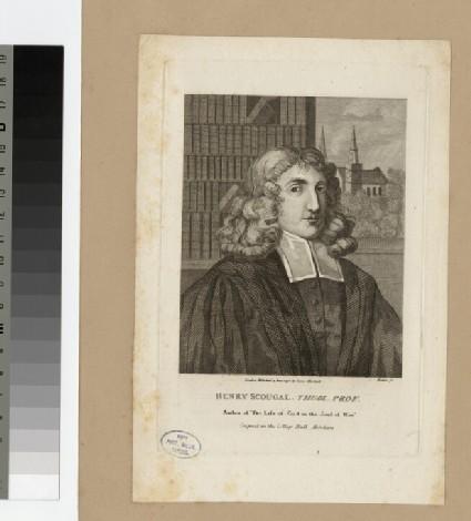 Portrait of H. Scougal