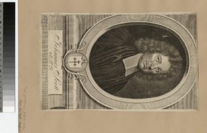 Portrait of Revd J. Scott
