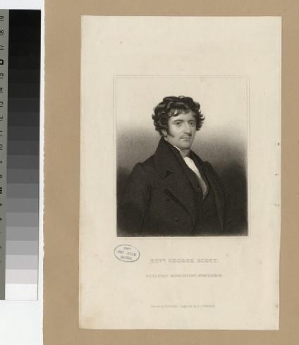 Portrait of G. Scott