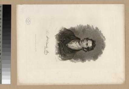 Portrait of W. Scoresby