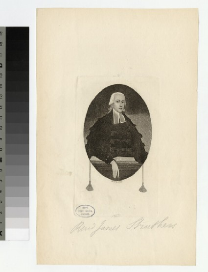 Portrait of J. Struthers