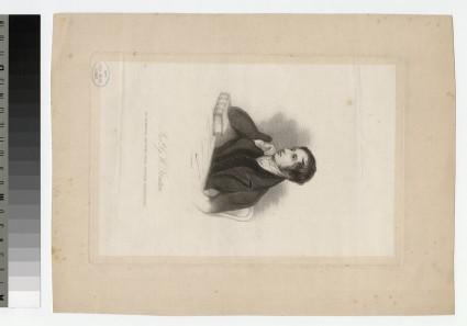 Portrait of G. W. Straton
