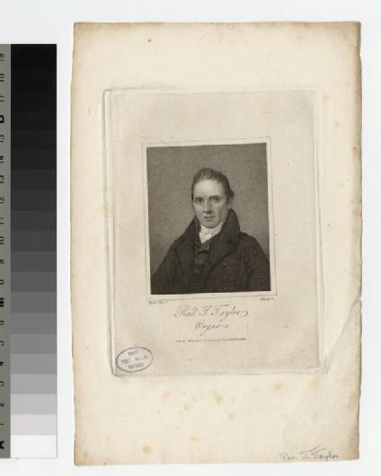 Portrait of T. Taylor