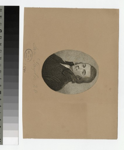 Portrait of S. Taylor