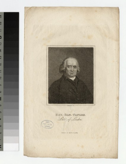 Portrait of D. Taylor