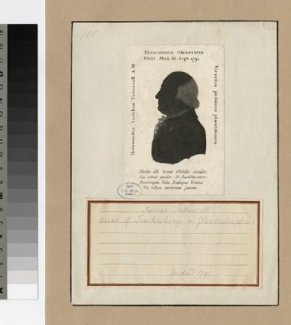 Portrait of J. Tattersall