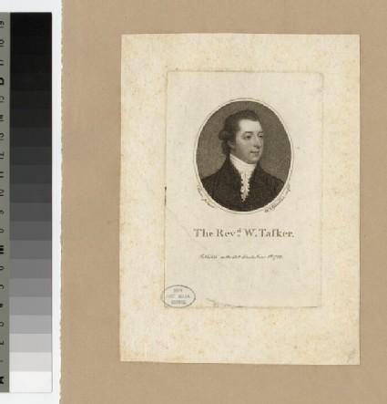 Portrait of W. Tasker