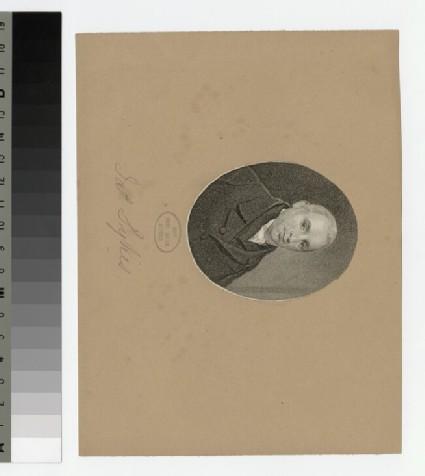 Portrait of J. Sykes