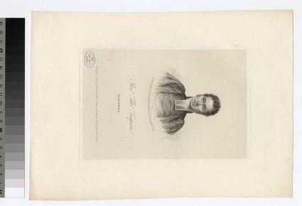 Portrait of T. Timpson