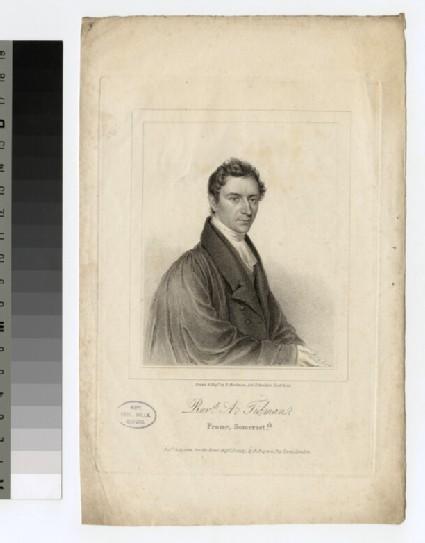 Portrait of A. Tidman