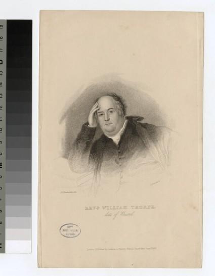 Portrait of W. Thorpe
