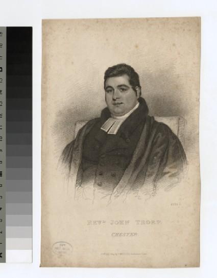 Portrait of J. Thorp
