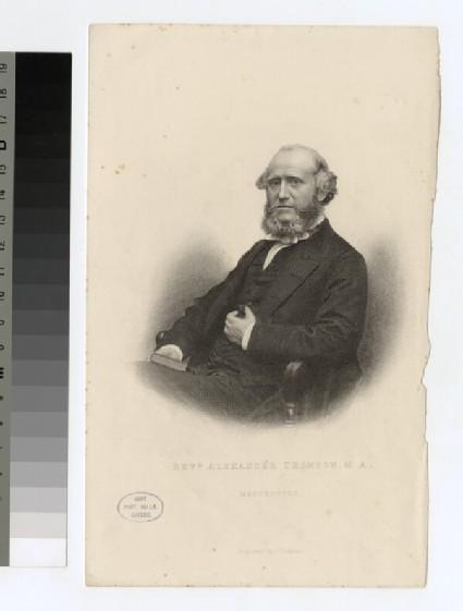 Portrait of A. Thomson