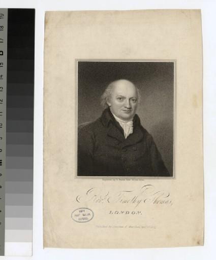 Portrait of T. Thomas