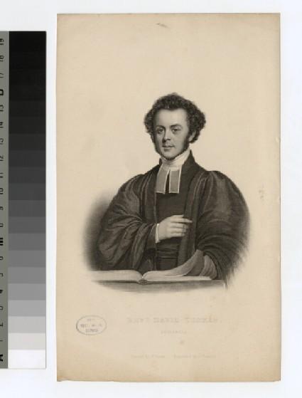 Portrait of D. Thomas