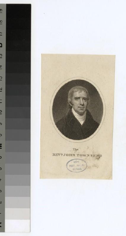 Portrait of J. Townsend