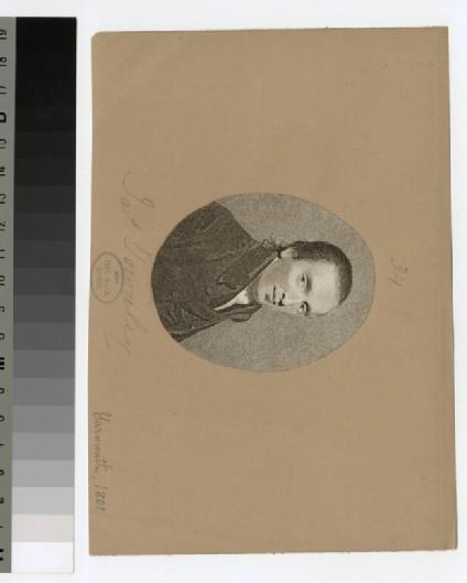 Portrait of J. Townley