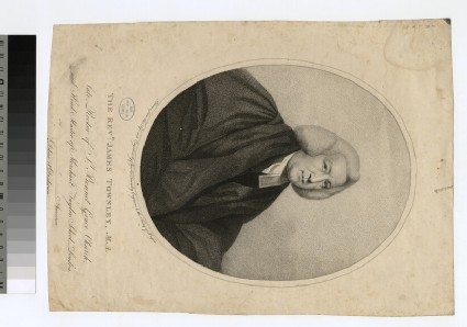 Portrait of Revd J. Townley