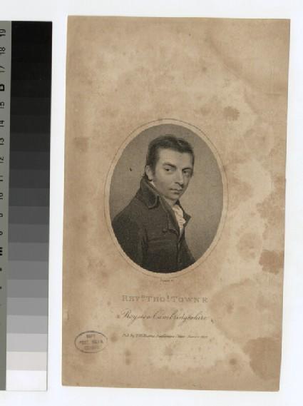 Portrait of T. Towne