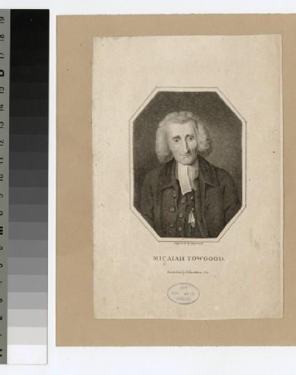 Portrait of M. Towgood