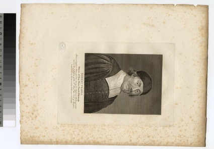 Portrait of R. Traill