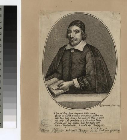 Portrait of J. Trapp