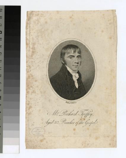 Portrait of R. Treffry