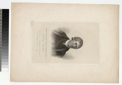 Portrait of A. Turner