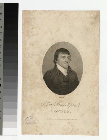 Portrait of J. Upton