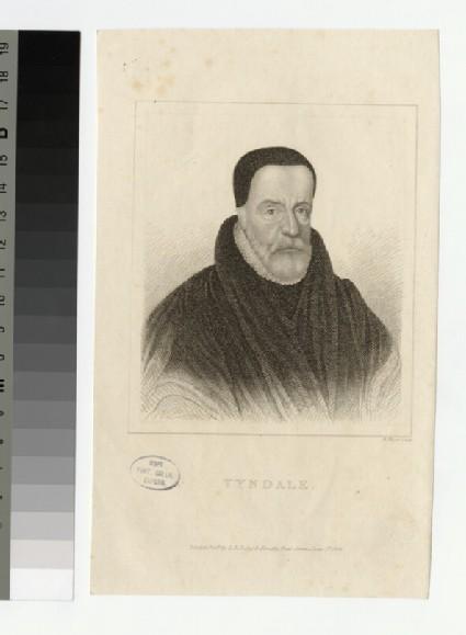 Portrait of Tyndale